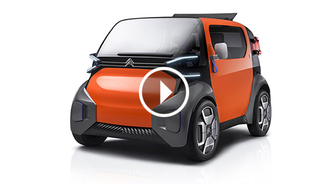 Citroën predstavio konceptni Ami One