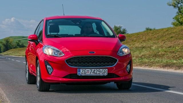 Ford Fiesta 1.0 EcoBoost Groove Plus