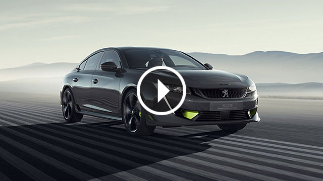Peugeot 508 Sport Engineered – najava serijskog modela