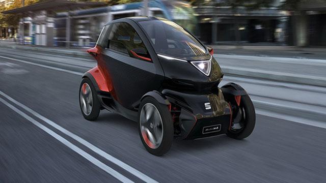 Seat Minimó – električni koncept za serijsku proizvodnju