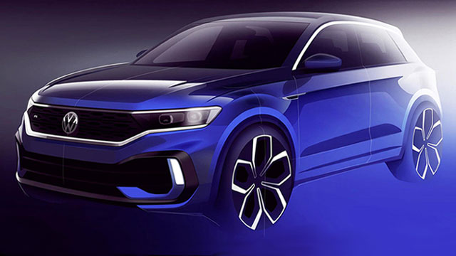 Volkswagen još jednom najavio T-Roc R