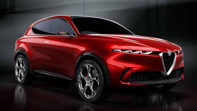 Alfa Romeo Tonale – prekrasna najava novog SUV-a