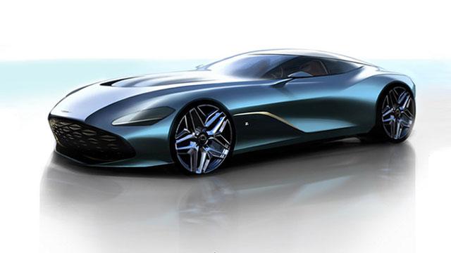 Aston Martin DBS GT Zagato – brutalna ljepota