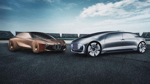BMW i Daimler udružili snage na razvoju autonomnog upravljanja