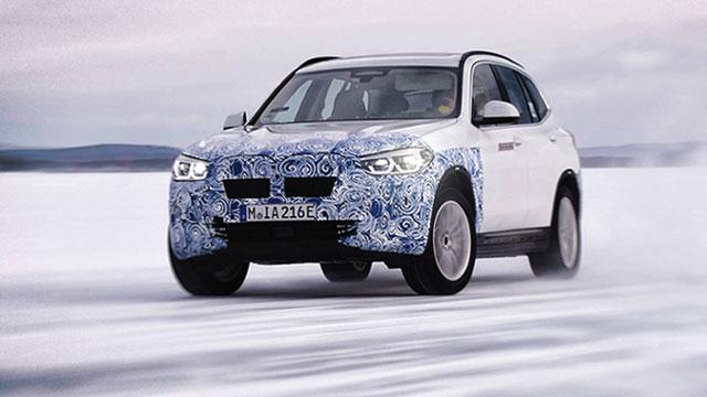 BMW i4 i iNext s preko 600 km autonomije