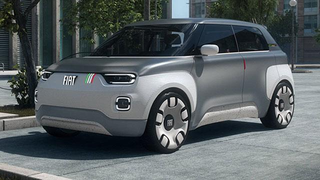 Sljedeća generacija Fiat Panda s električnom verzijom
