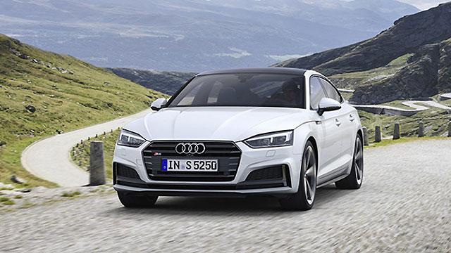 Audi S5 u TDI izvedbi snage 347 KS
