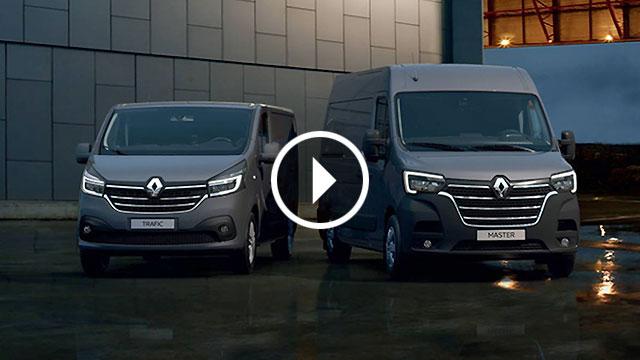 Renault osvježio modele Master i Trafic