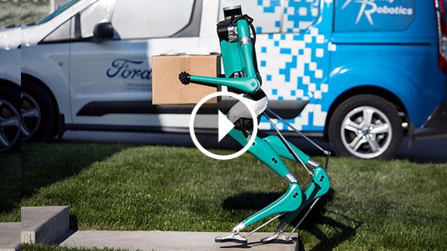 Ford i Agility Robotics ubrzavaju i olakšavaju dostavu paketa