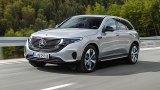 Mercedes-Benz EQC - Krenula električna era