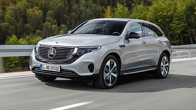 Mercedes-Benz EQC – Krenula električna era