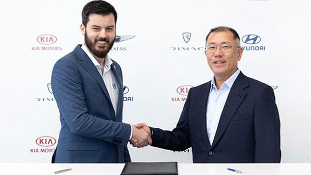 Hyundai i Kia u Rimac Automobile ulažu 80 milijuna eura