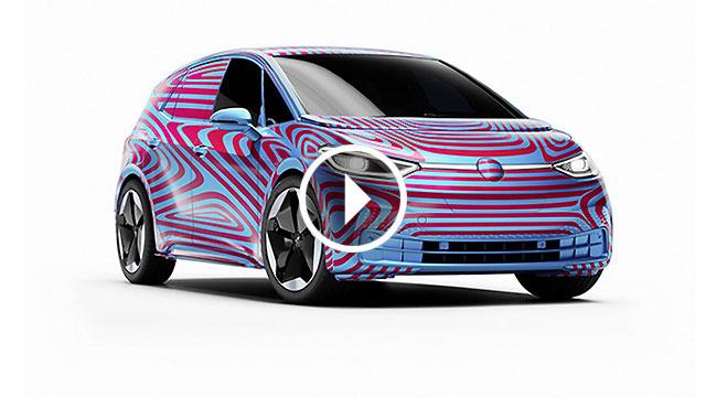 Volkswagen otvorio knjigu narudžbi za ID.3