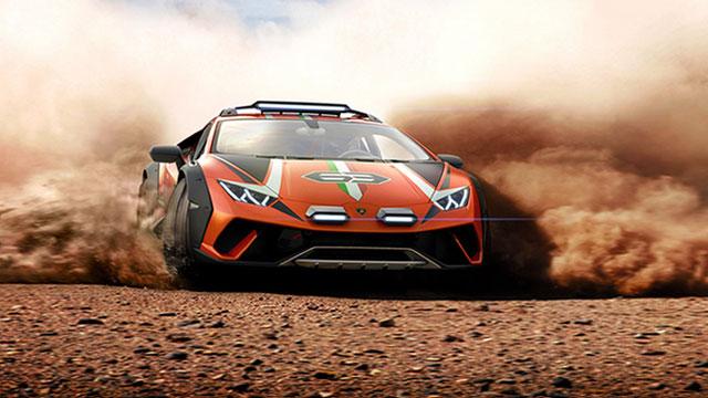Lamborghini Huracan Sterrato – za zabavu izvan asfalta