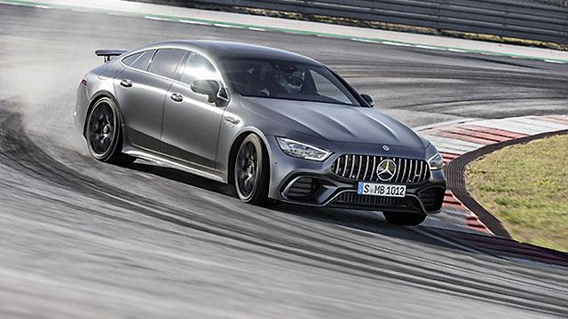 Mercedes-AMG sprema konkurenta Panameri s preko 800 KS