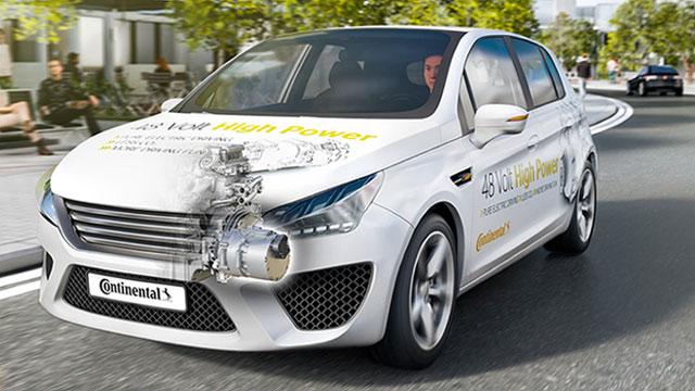 Continental najavio novi napredni 48-voltni hibridni sustav
