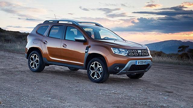 Dacia sprema nove verzije Dustera i još SUV-ova