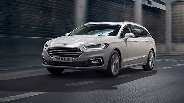 Ford Mondeo… Crossover???