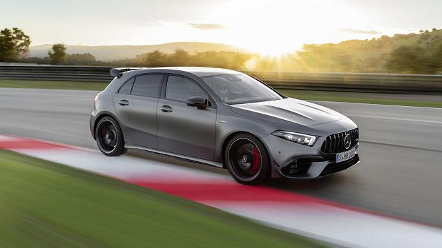 Mercedes-AMG predstavio dvije kompaktne zvijeri – A 45 i CLA 45 4Matic+