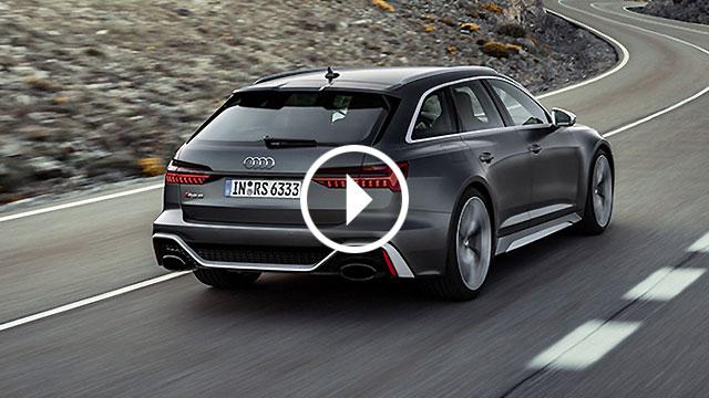 Audi predstavio novi RS 6 Avant!