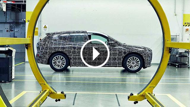 BMW testira nove tehnike proizvodnje za iNext