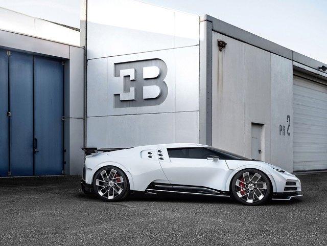 """Šef Volkswagena: """"Nećemo Bugatti prodati Rimcu"""""""