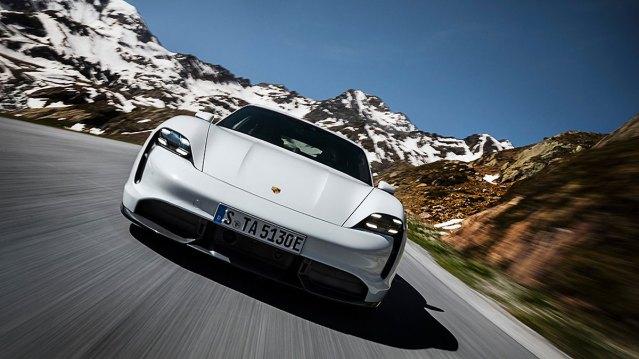 Najprodavaniji Porsche u Europi je električni Taycan