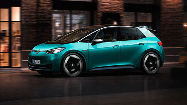 Volkswagen planira R izvedbu modela ID.3