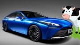 Toyota Mirai na vodik – iz kravljeg izmeta?