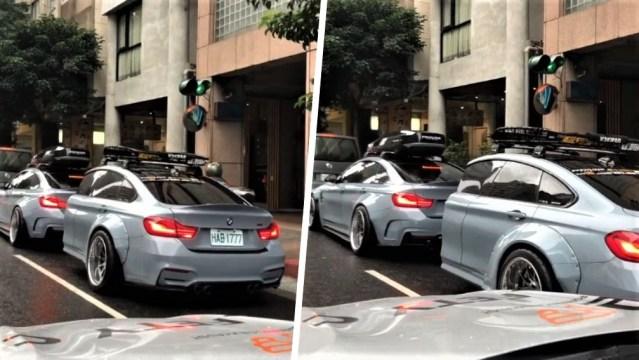 Tajvanac izradio prikolicu za BMW – od istog takvog BMW-a