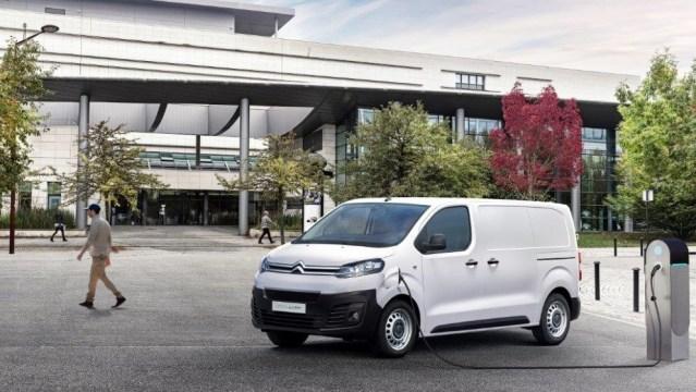 Citroën najavio elektrifikaciju dostavnog modela Jumpy