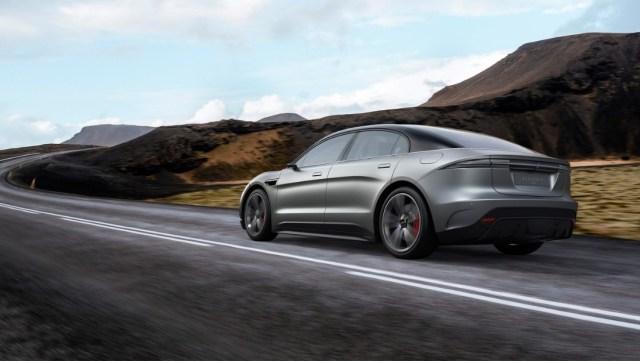 Sony predstavio svoj prvi konceptni električni automobil