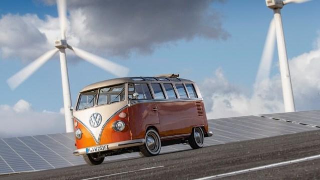 Volkswagen E-Bulli: povratak legendarnog kombija u električnom izdanju