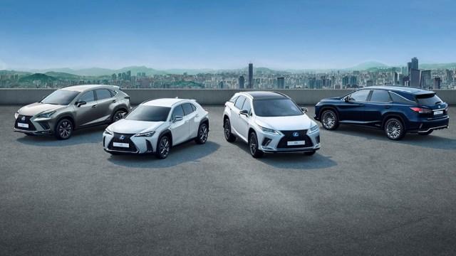 Lexus u Europi prodao već 250.000 hibridnih SUV-ova