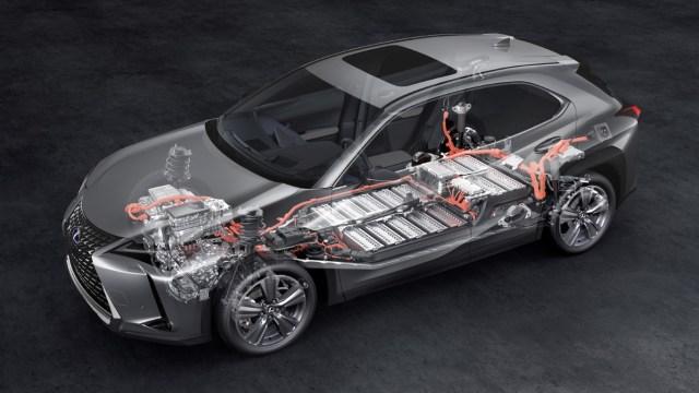 autonet • Potpuno električni Lexus UX 300e stiže krajem godine