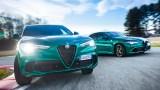 Alfa Romeo dotjerala Giuliu Quadrifoglio i Stelvio Quadrifoglio