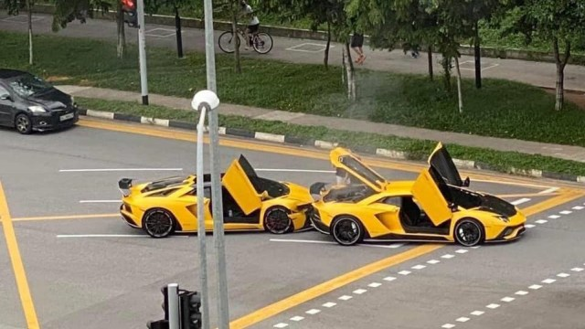 Kolika je vjerojatnost da se na praznoj cesti sudare dva identična Lamborghinija?