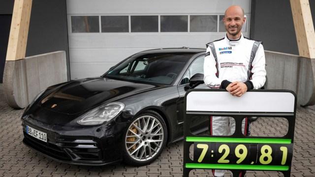 Porsche Panamera novi je rekorder Nürburgringa u svojoj klasi