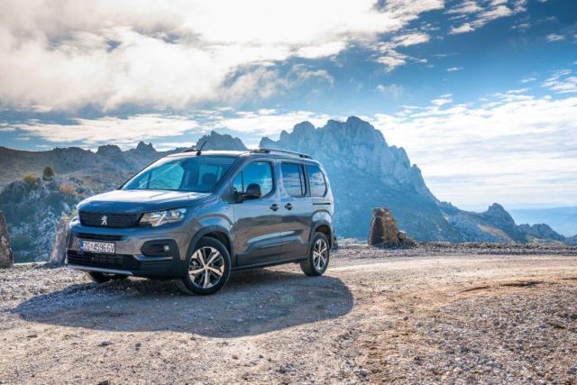 Peugeot Rifter Business uz 100 % odbitka PDV-a