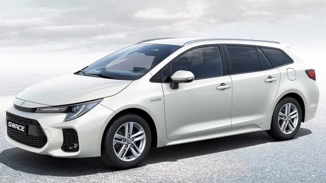 Suzuki Swace, baziran na karavanskoj Corolli, drugi je model nastao u suradnji s Toyotom