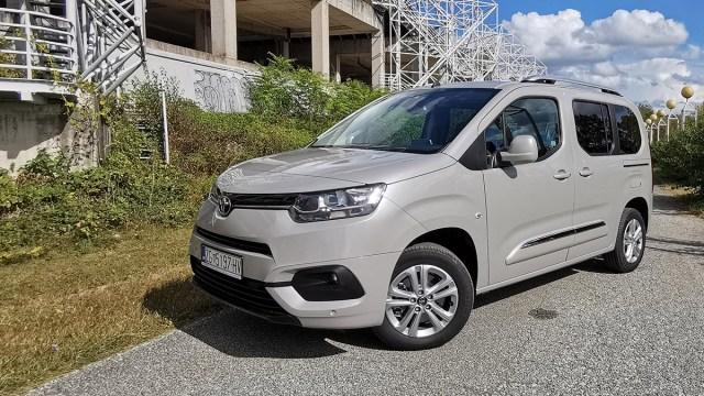 Toyota modelom Proace City ulazi u novi segment vozila