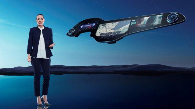 Jedan od aduta Mercedesa EQS bit će Hyperscreen
