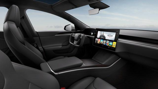Redizajnirani Tesla Model S ima ubrzanje ispod 2 sekunde i radikalne promjene u unutrašnjosti