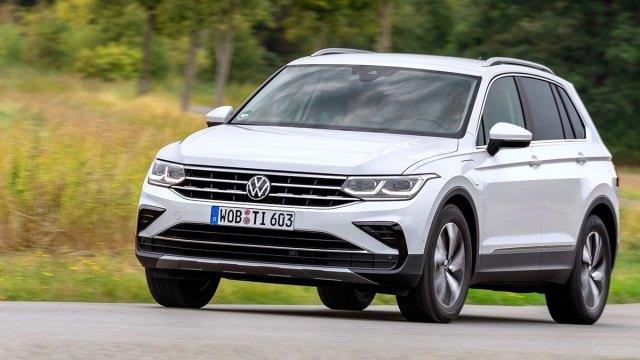 Volkswagen Tiguan sada i kao plug-in hibrid