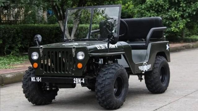 Sada svatko može imati američki vojni Jeep