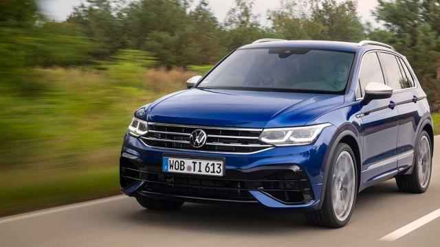 Obiteljski SUV sportskih gena, VW Tiguan R dostupan od 478 tisuća kuna