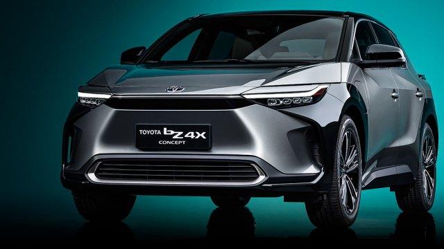 Koncept bZ4X najavljuje Toyotin prvi električni crossover