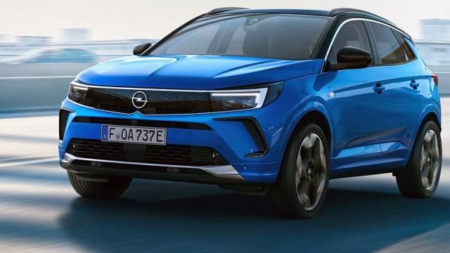 Opel Grandland dobio novo lice s Vizirom, ali i digitalni kokpit