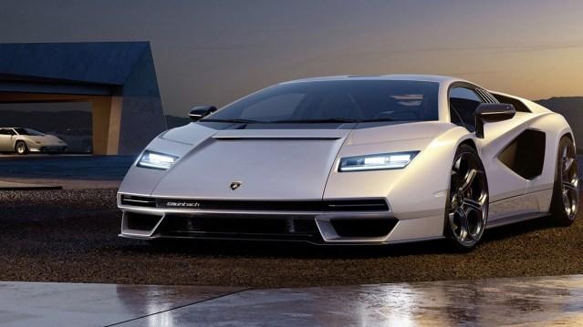Službeno najavljen novi Lamborghini Countach