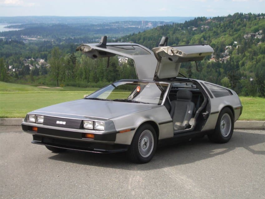 22 things you probably didn't know about the DeLorean DMC-12